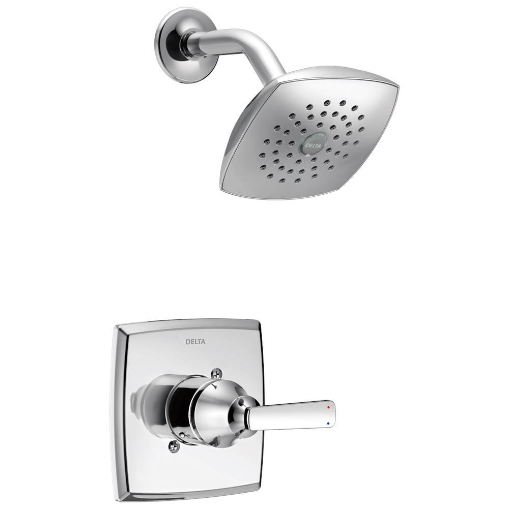 Delta Faucet Shower Only Faucets With Head | Grove Supply Inc ...