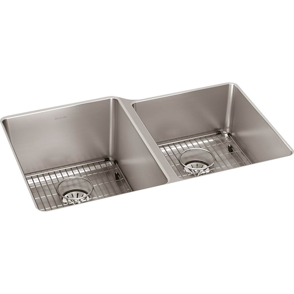 Elkay Reserve Selection Undermount Kitchen Sinks item ELUHH3120RTPDBG