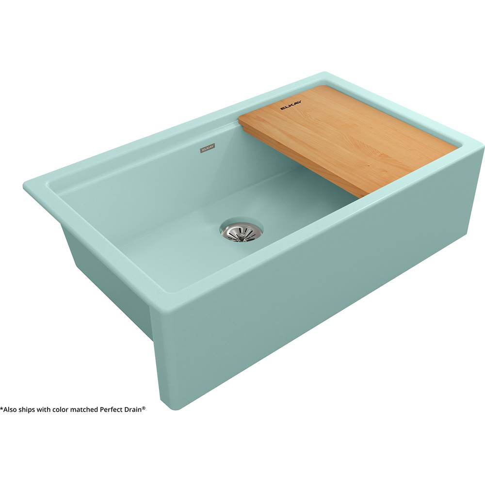 Elkay Reserve Selection Farmhouse Kitchen Sinks item ELXUFP362010MT0