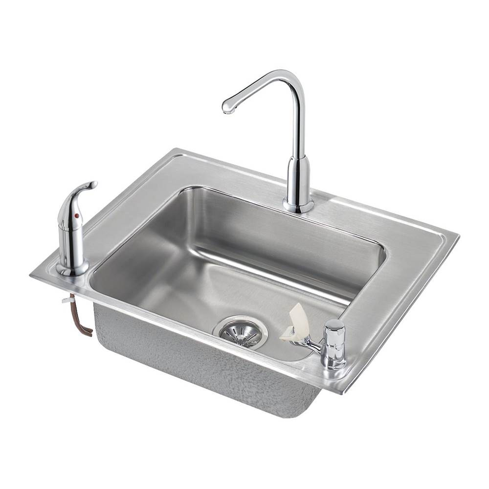 Elkay Drop In Laundry And Utility Sinks item DRKADQ282250RC