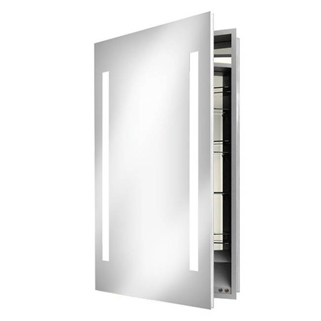 Electric Mirror  Medicine Cabinets item ASC-2340-KG-RT