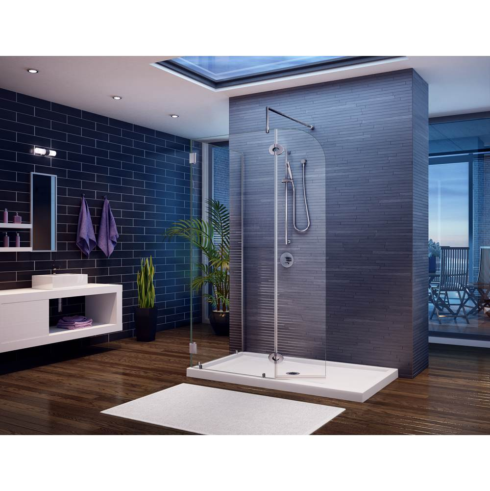 Fleurco Walk In Shower Doors item V4304-11-40L-MY-79