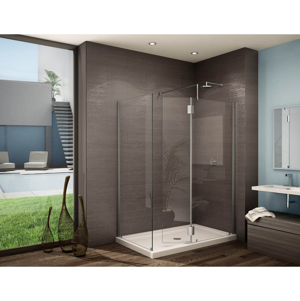 Fleurco Walk In Shower Doors item VW56302-11-40L-RH-79
