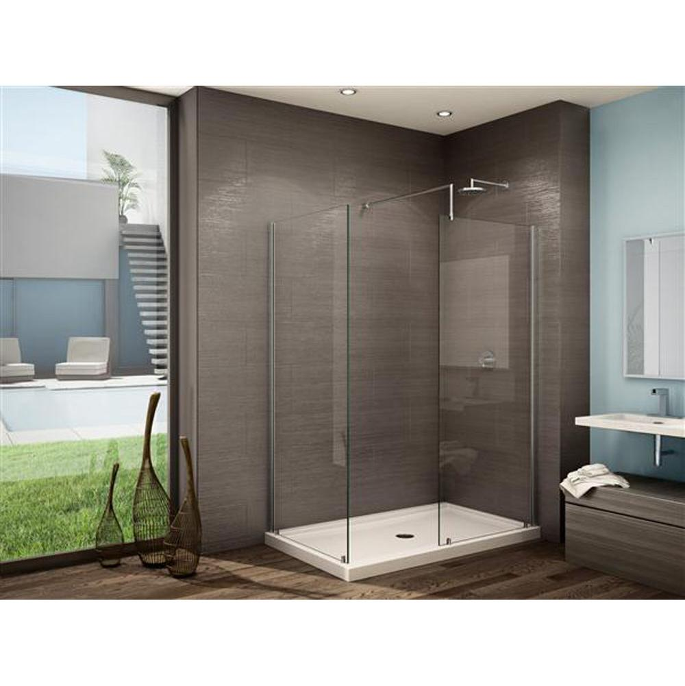 Fleurco Walk In Shower Doors item VW4304-25-40