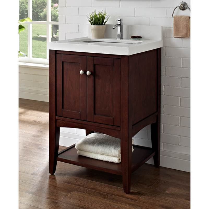 Fairmont Designs Floor Mount Vanities item 1513-VH24