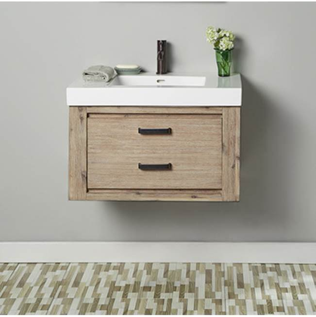 Fairmont Designs Wall Mount Vanities item 1530-WV3018