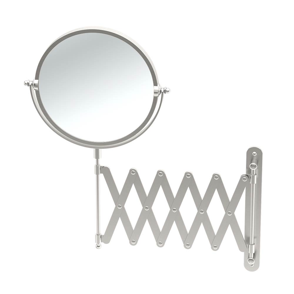 Gatco Magnifying Mirrors Bathroom Accessories item 1439SN