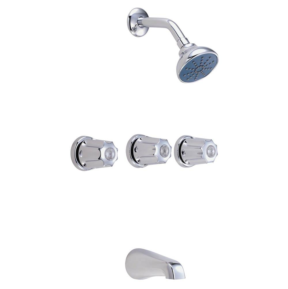 Gerber Plumbing  Tub And Shower Faucets item 07-48-031-83