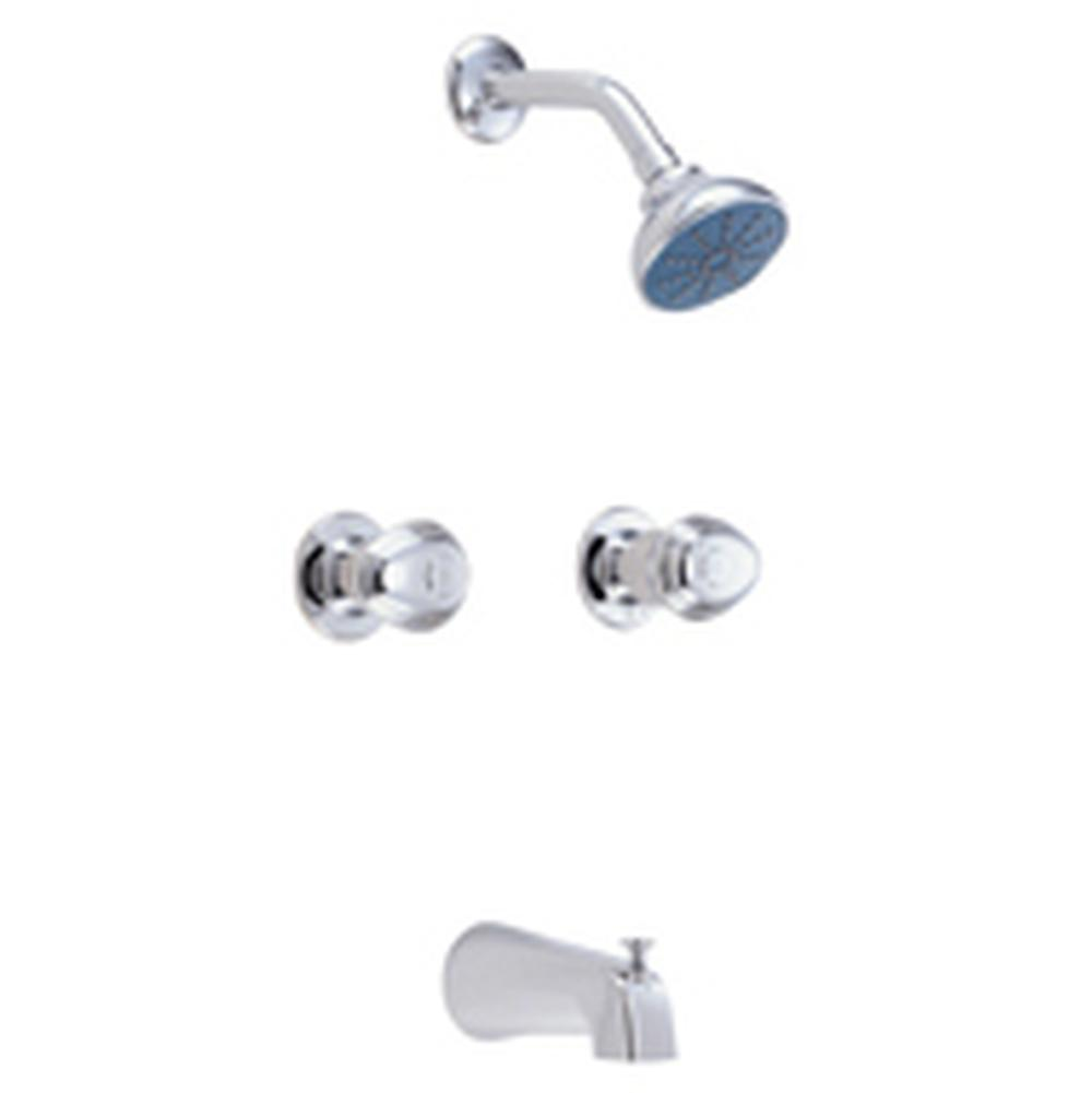 Gerber Plumbing  Tub And Shower Faucets item 58-420-82