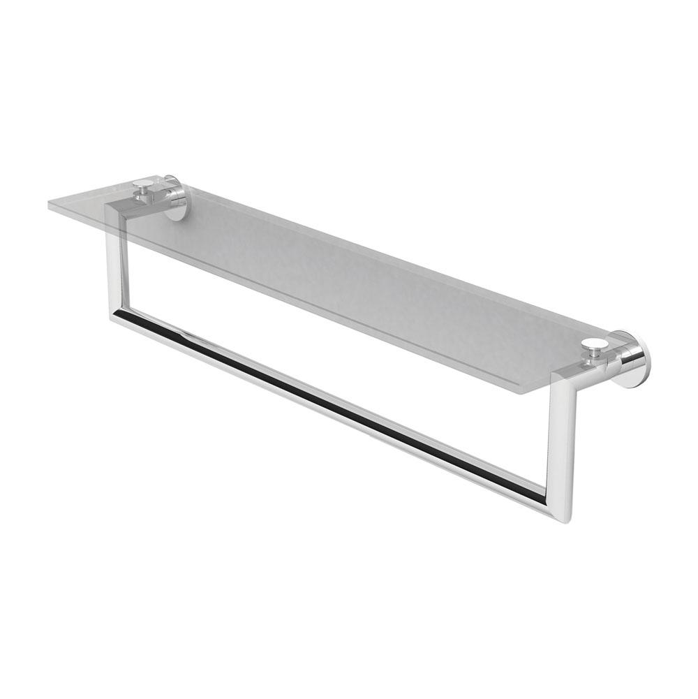 339 00    408 00. Ginger Bathroom Bathroom Accessories Shelves Chromes Polished
