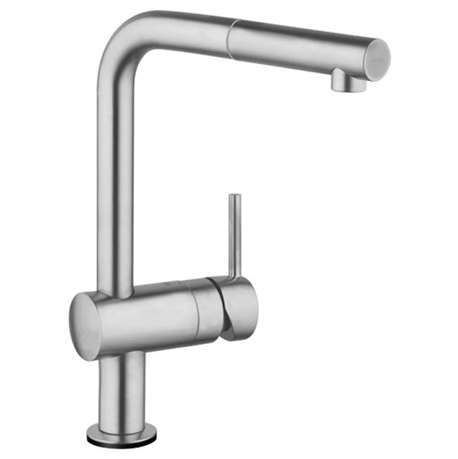 Grohe   30218DC1   Minta Touch Single Handle Pull Out Kitchen Faucet