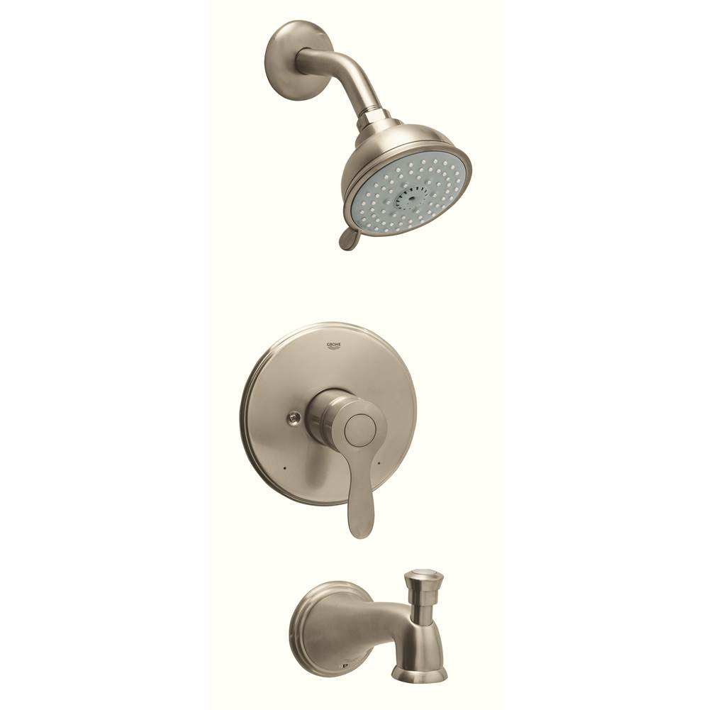 Grohe  Tub And Shower Faucets item 35040EN0