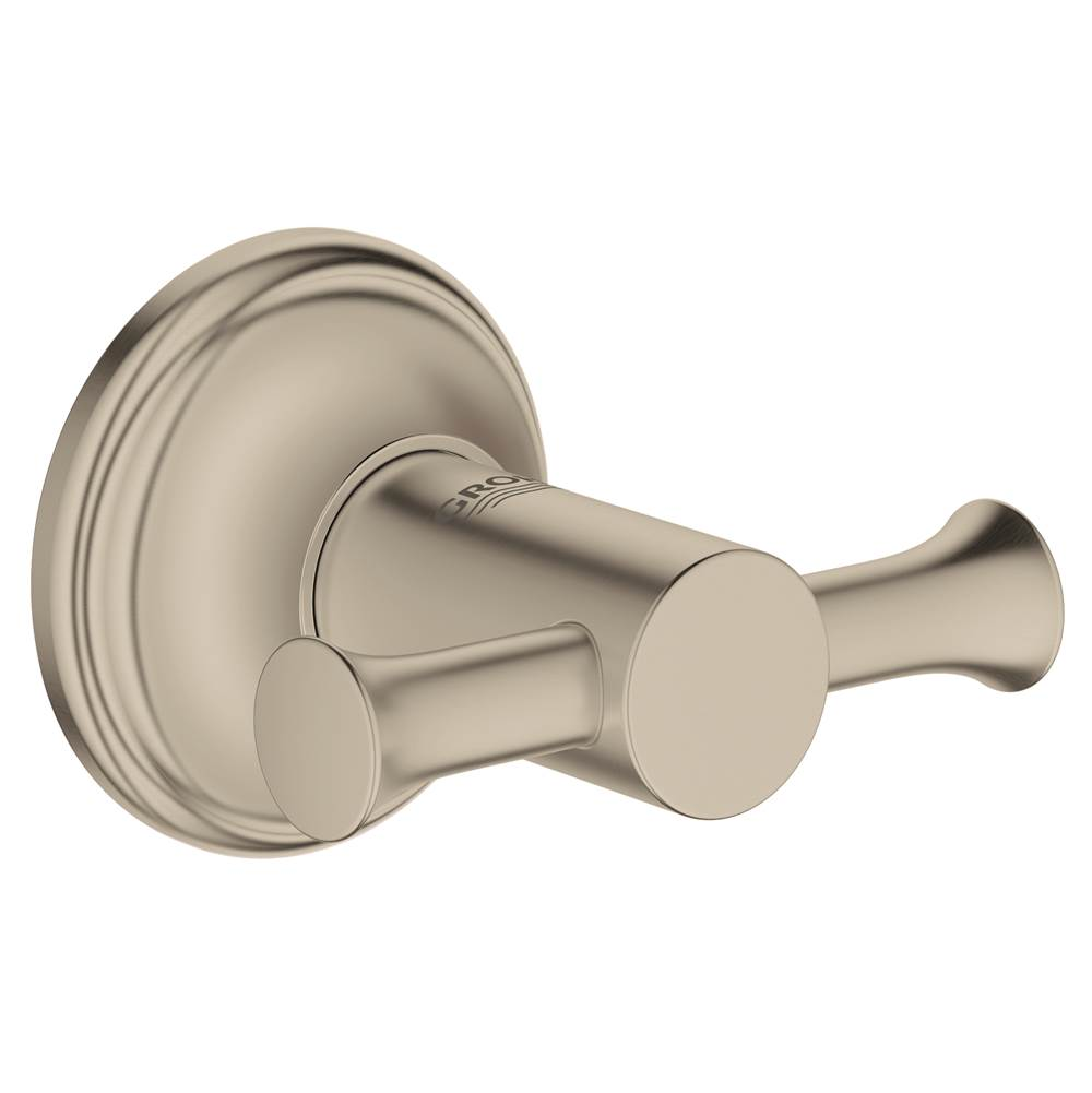 Grohe bathroom accessories - Grohe Bathroom Bathroom Accessories Essentials Nickel Tones Grove Supply Inc Philadelphia Doylestown Devon Southampton Pa