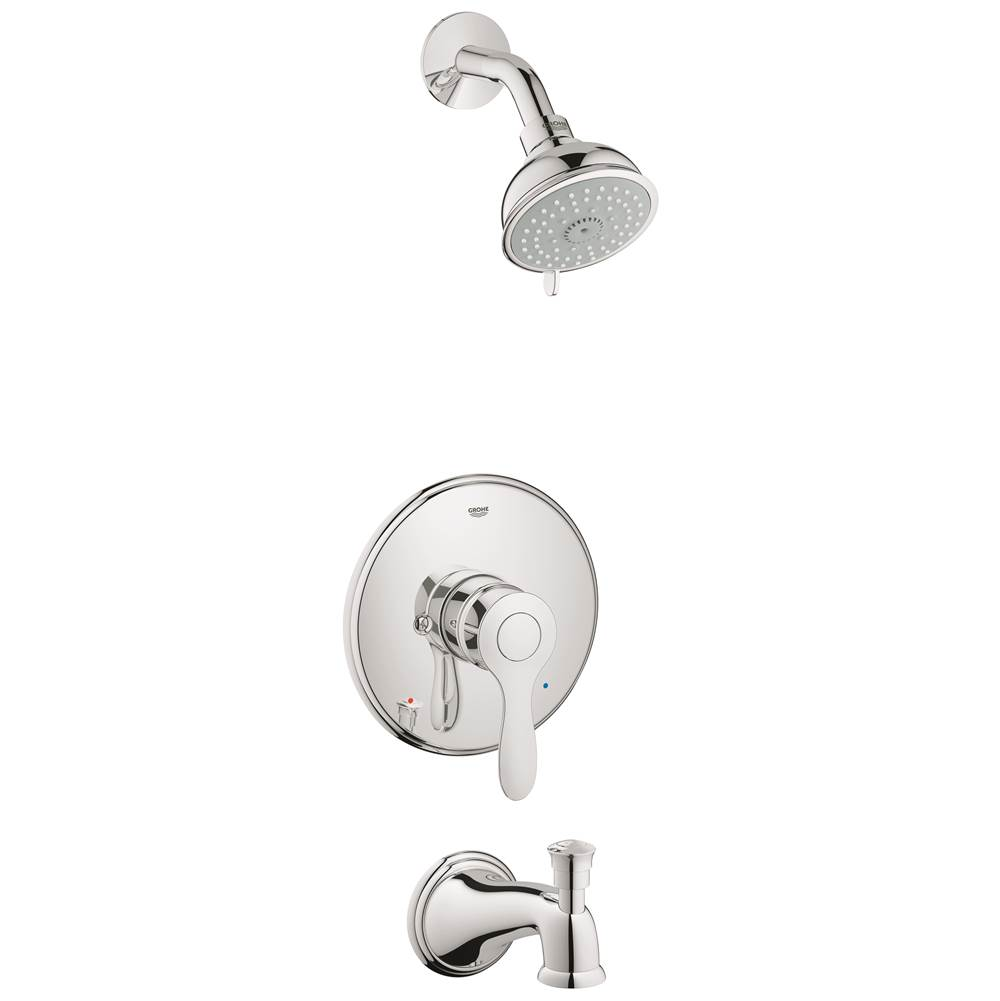 Grohe  Tub And Shower Faucets item 35040000