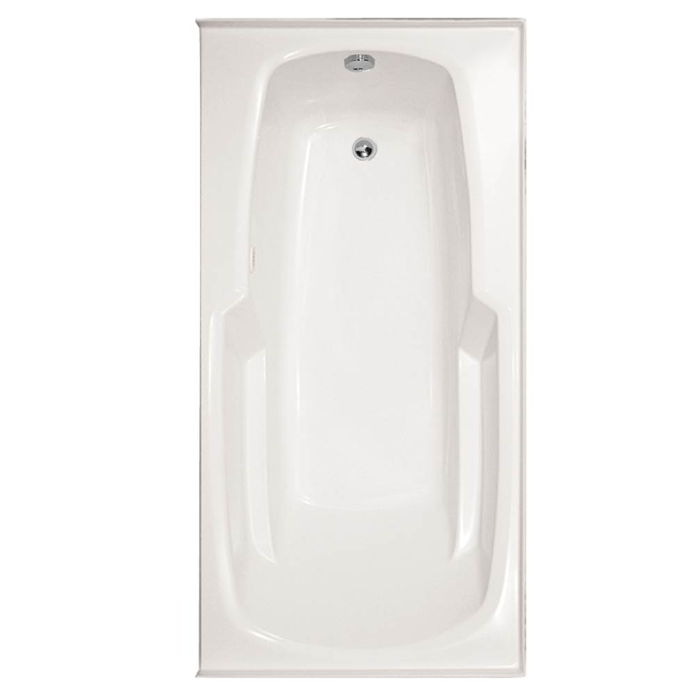 Hydro Systems Drop In Soaking Tubs item ENT6632GTO-WHI-RH