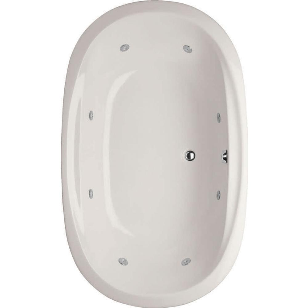 Hydro Systems Drop In Whirlpool Bathtubs item GAL6638AWP-WHI