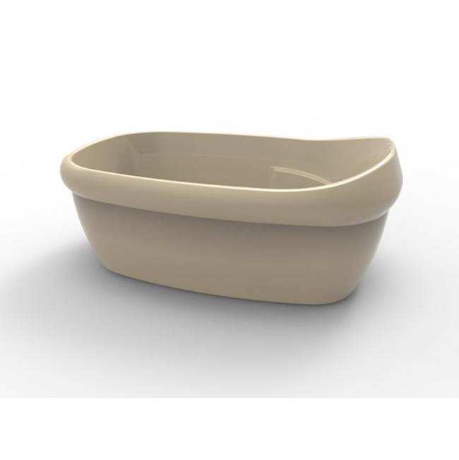 Hydro Systems Free Standing Soaking Tubs item JAC6640ATO-BON