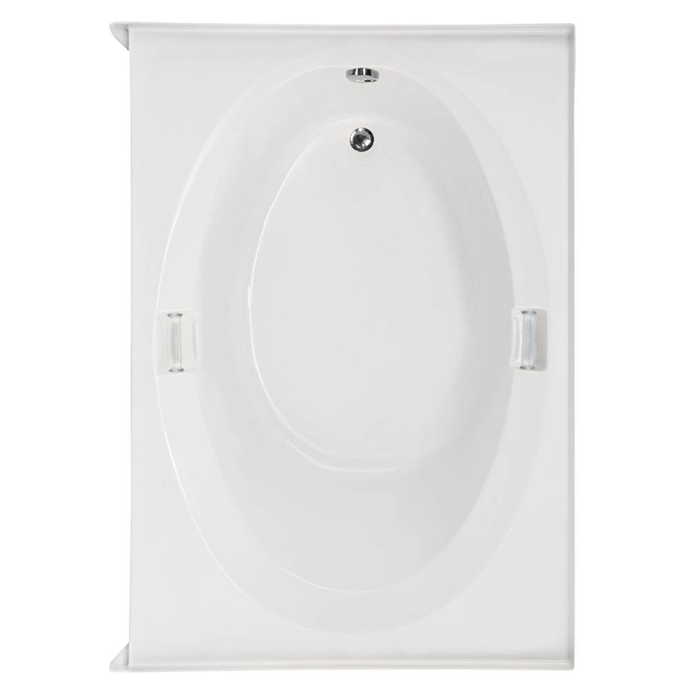 Hydro Systems Drop In Soaking Tubs item MAR6042ATO-WHI-RH