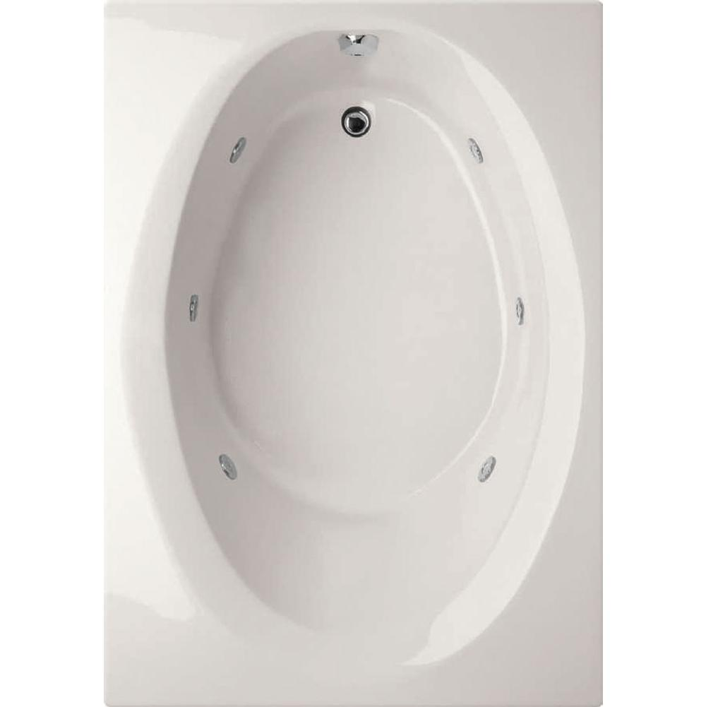 Hydro Systems Drop In Whirlpool Bathtubs item OVA6642AWP-WHI