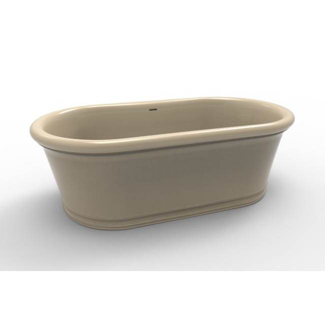 Hydro Systems Drop In Soaking Tubs item TRI6835MTO-ALM