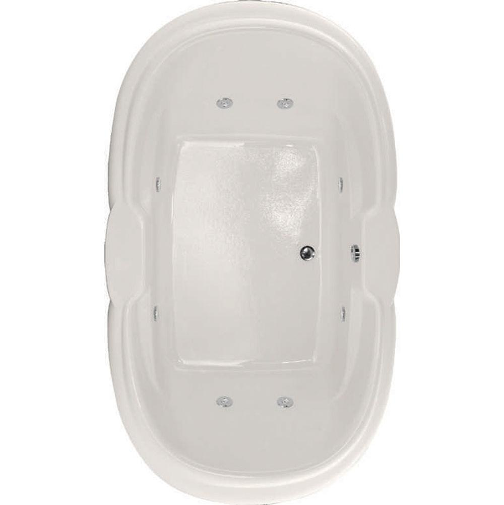 Hydro Systems Drop In Whirlpool Bathtubs item YVE7242AWP-BIS