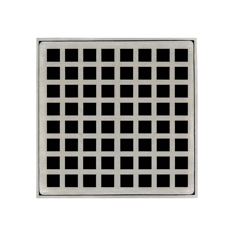 Infinity Drain Drain Covers Shower Drains item QS 5 SS