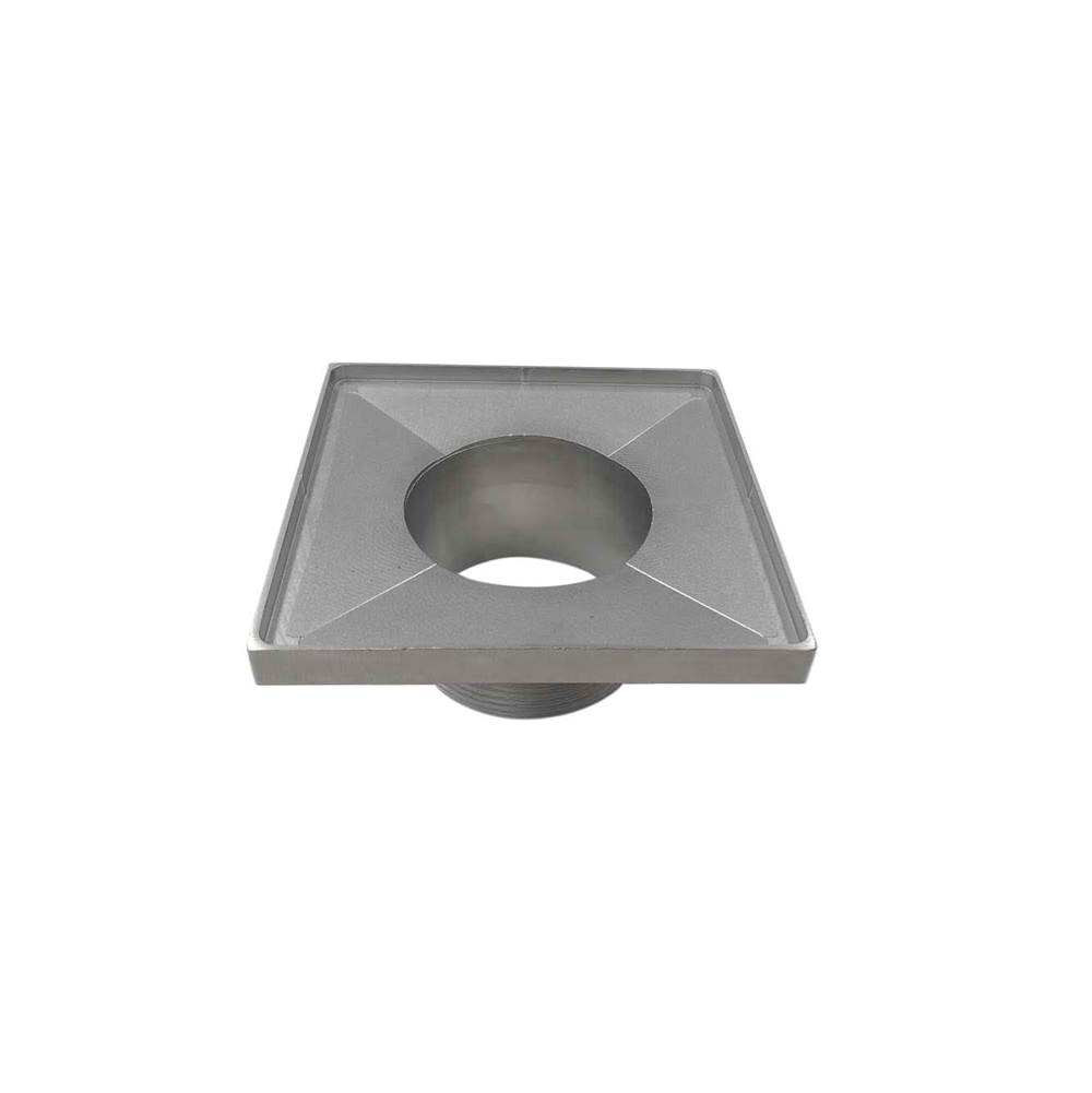 Infinity Drain Parts Shower Drains item T 42-SS