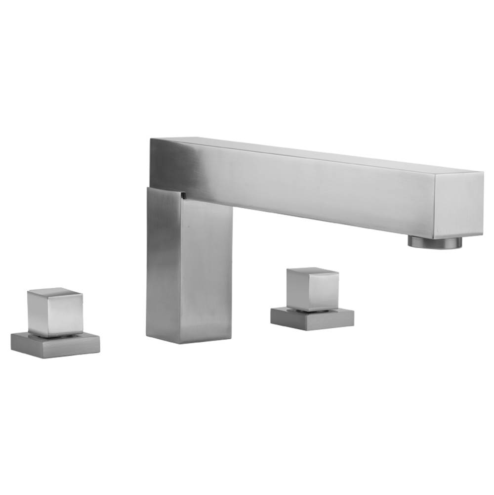 Jaclo Deck Mount Tub Fillers item 5404-TRIM-RG