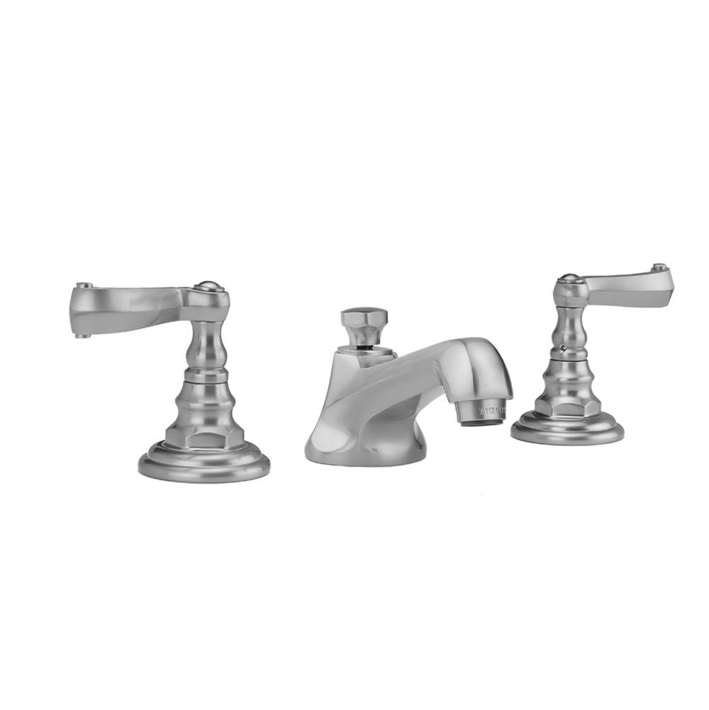 Jaclo Widespread Bathroom Sink Faucets item 6870-T667-WH