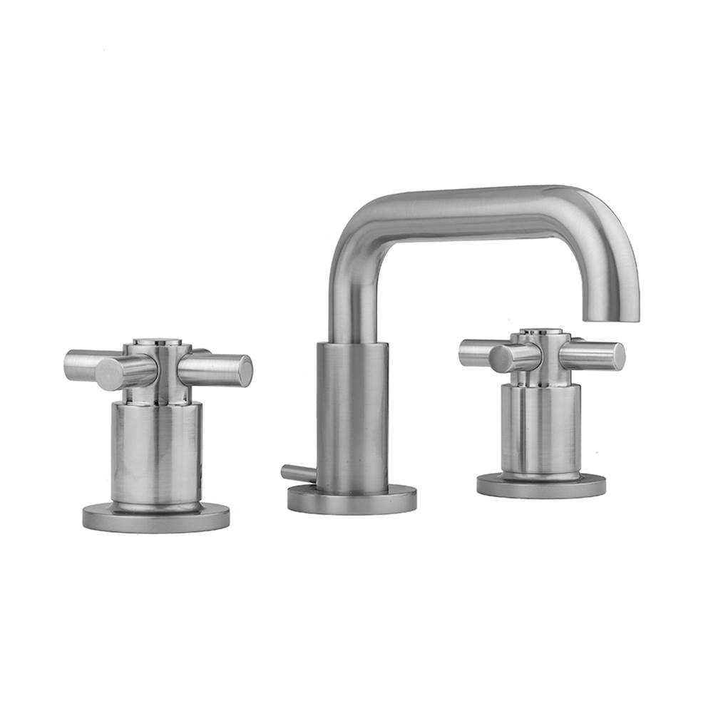Jaclo Widespread Bathroom Sink Faucets item 8882-C-1.2-WH