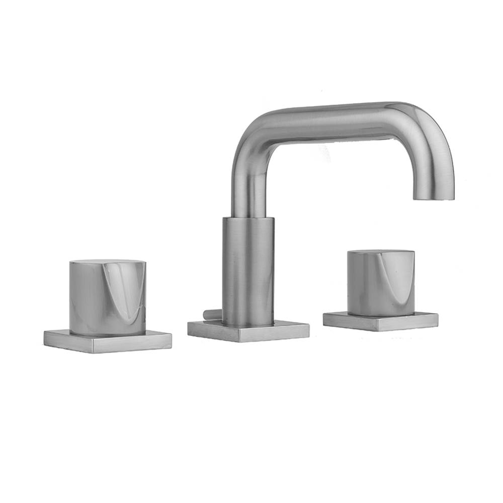 Jaclo Widespread Bathroom Sink Faucets item 8883-TSQ672-0.5-WH
