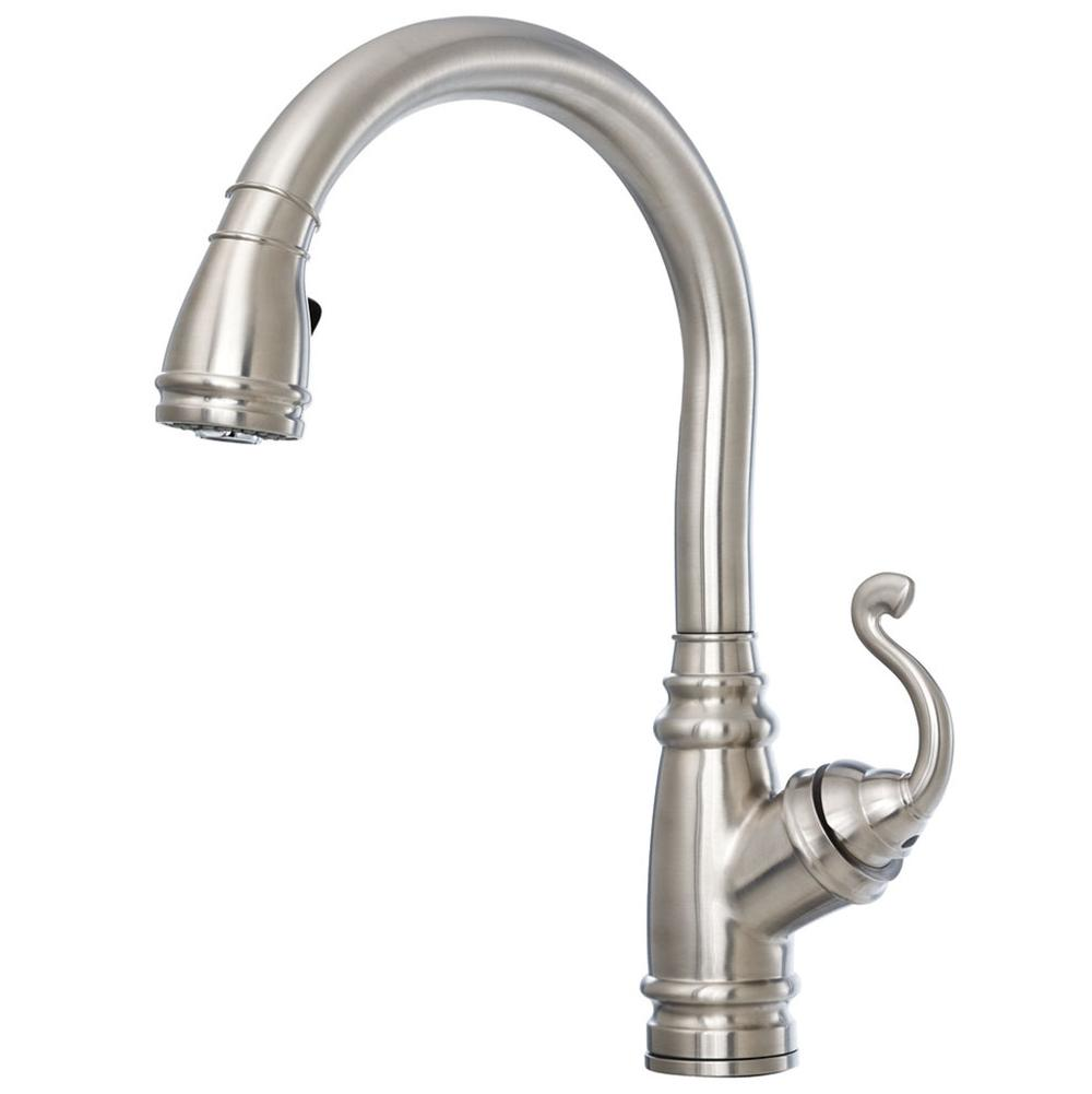 Kalia Single Hole Kitchen Faucets item KF1032-130