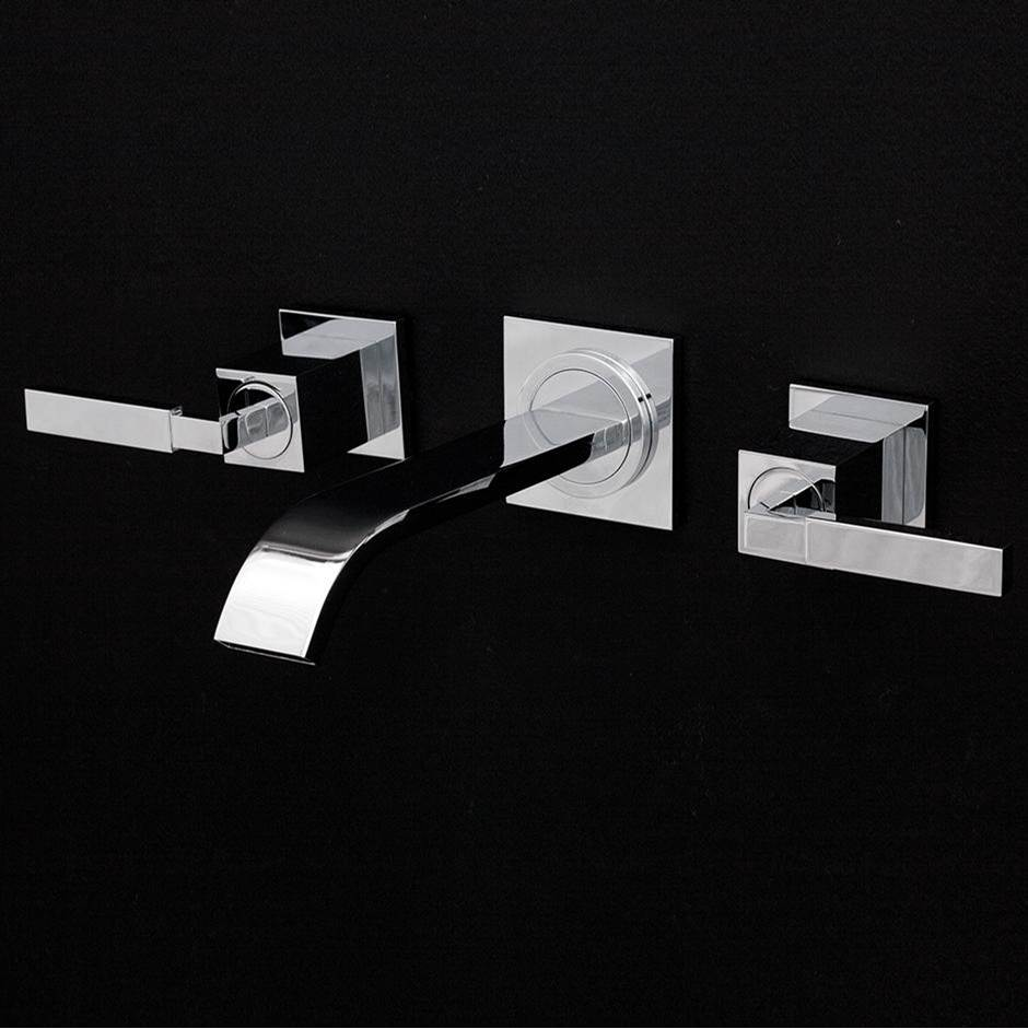 Lacava Wall Mounted Bathroom Sink Faucets item 1424X-CR