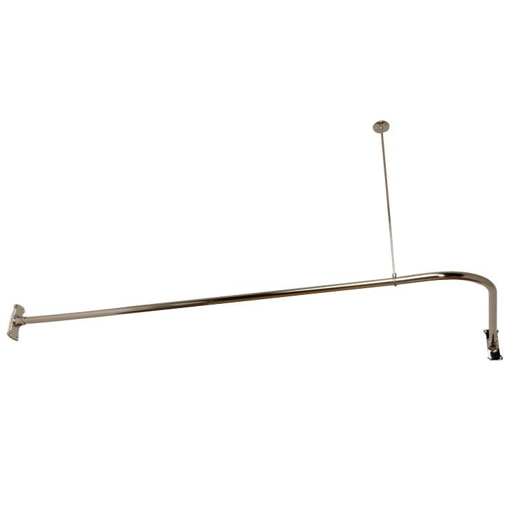 Maidstone Shower Curtain Rods Shower Accessories item 143-LR3-1