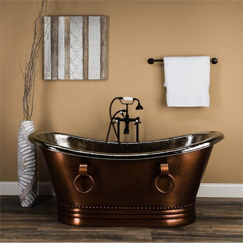 Maidstone Free Standing Soaking Tubs item 3DS62-0-MS-R