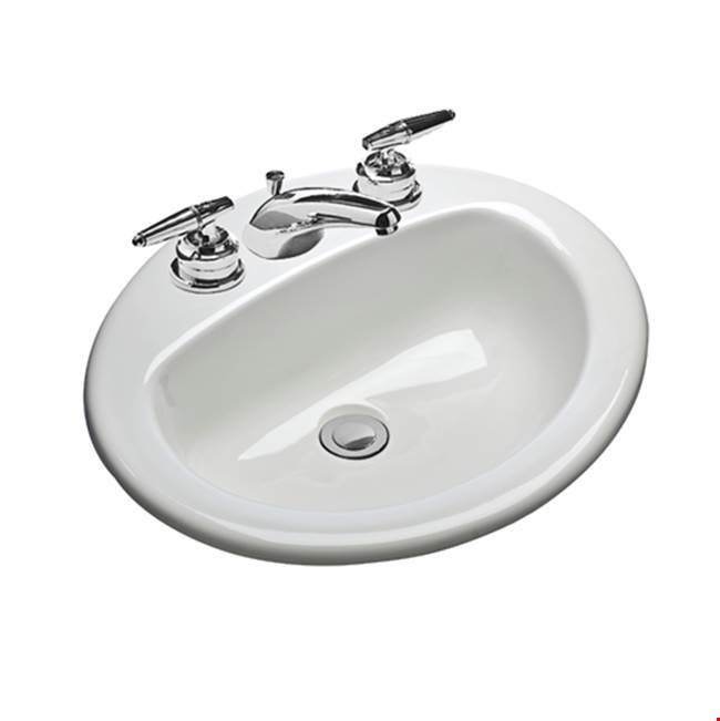 Mansfield Plumbing Drop In Bathroom Sinks item 237410000
