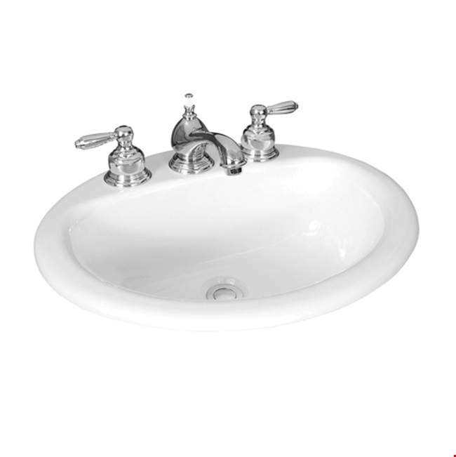 Mansfield Plumbing Drop In Bathroom Sinks item 251410500