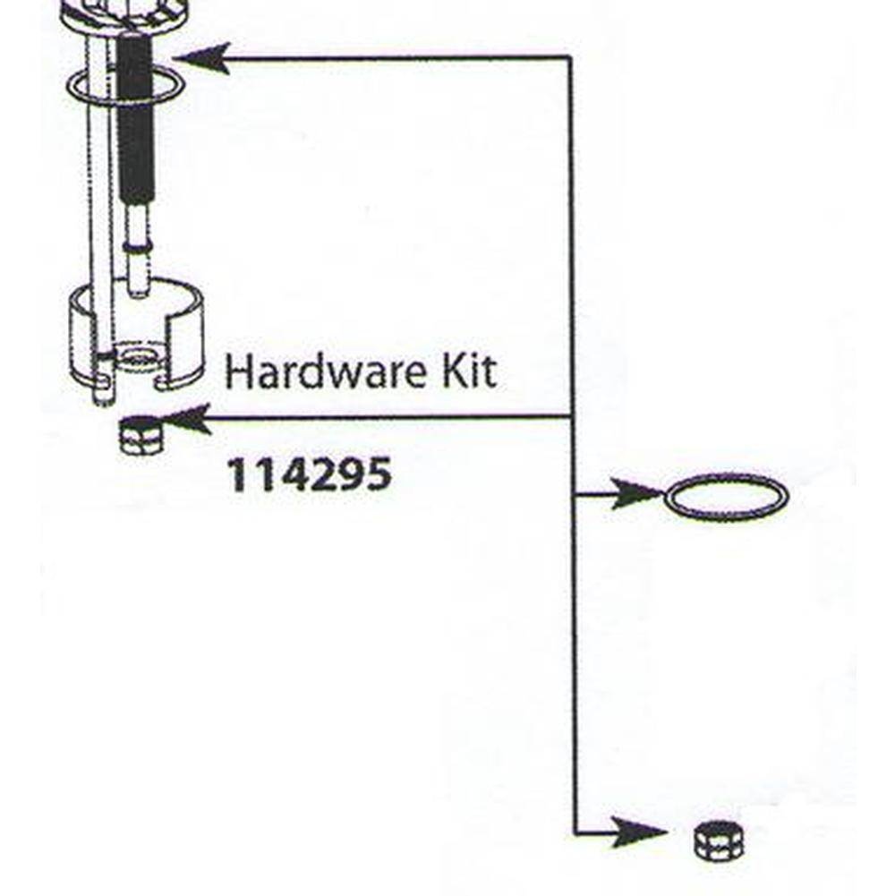Moen Kitchen Faucet Parts Grove Supply Inc Philadelphia Diagram For The Standard Collection Two Handle Bar Model 1725