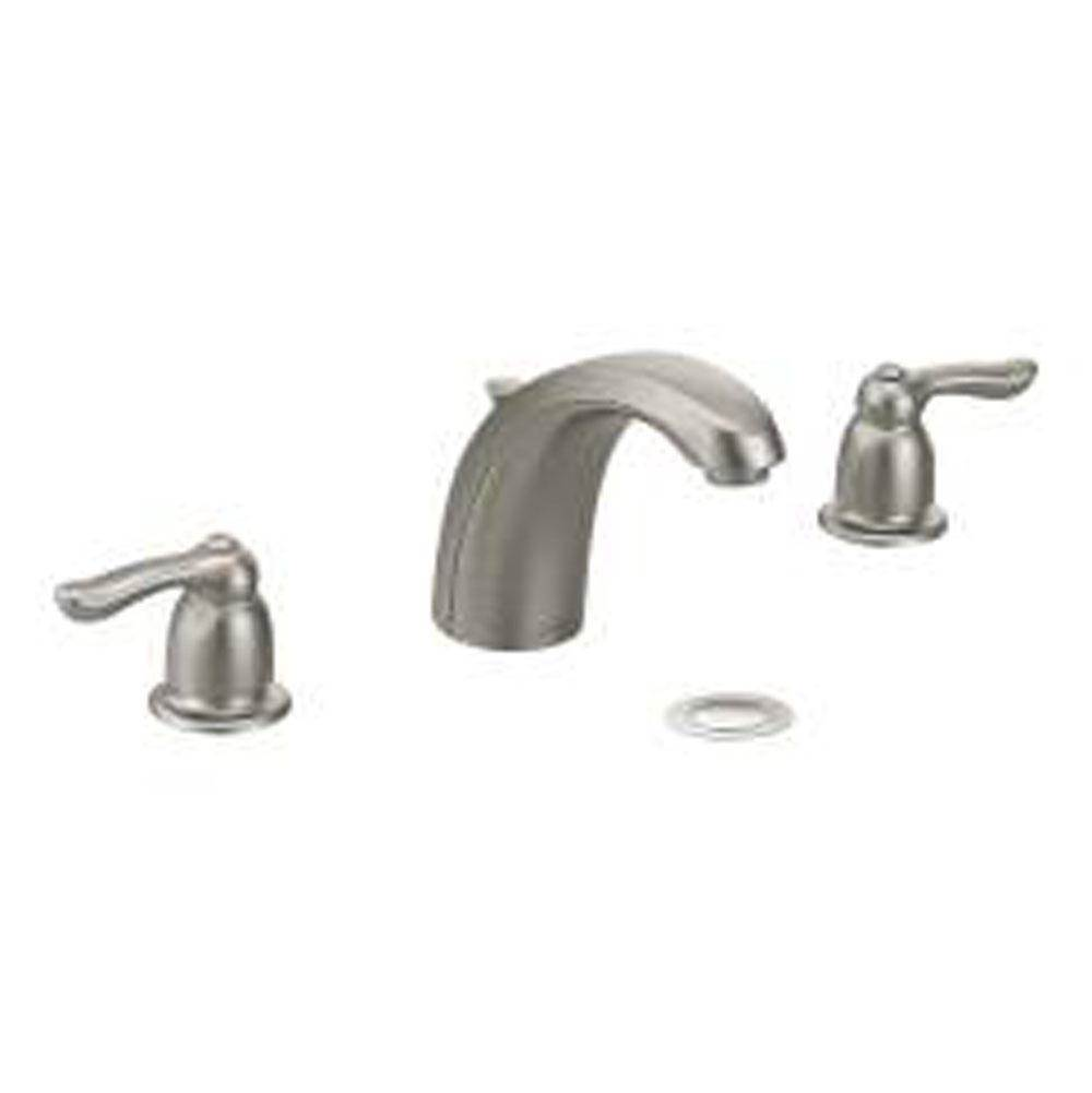 Moen Bathroom Faucets Nickel Tones | Grove Supply Inc ...
