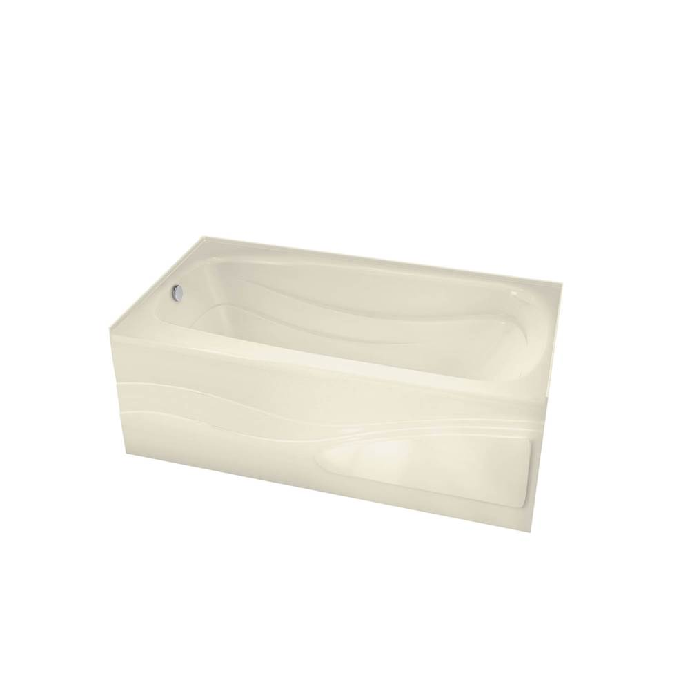 Maax Three Wall Alcove Soaking Tubs item 102201-R-000-004