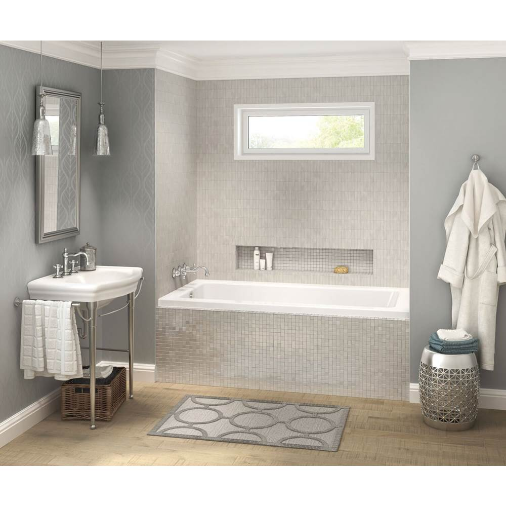 Maax Three Wall Alcove Soaking Tubs item 106201-L-000-001