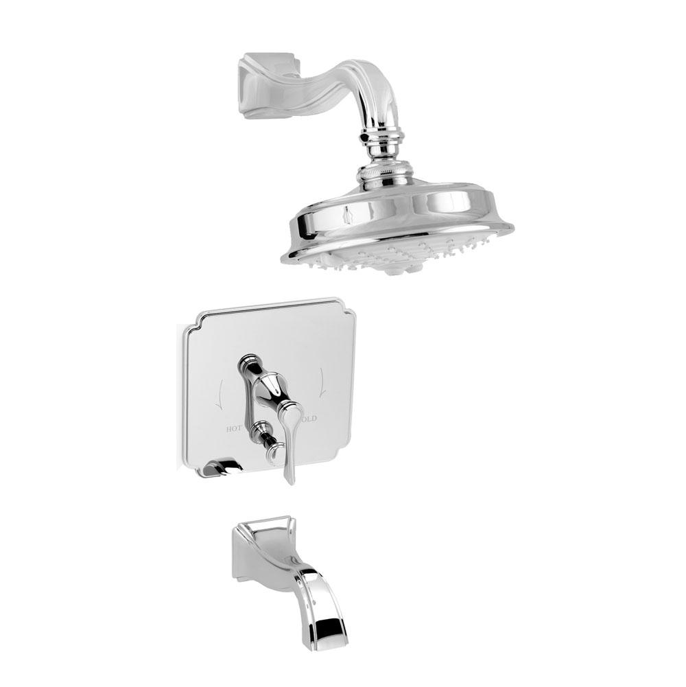 Newport Brass  Tub And Shower Faucets item 3-2532BP/08A