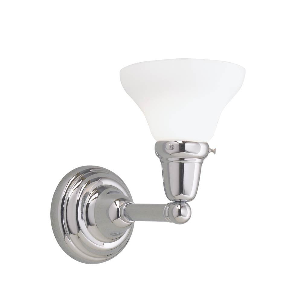 Norwell One Light Vanity Bathroom Lights item 8124-CH-SO