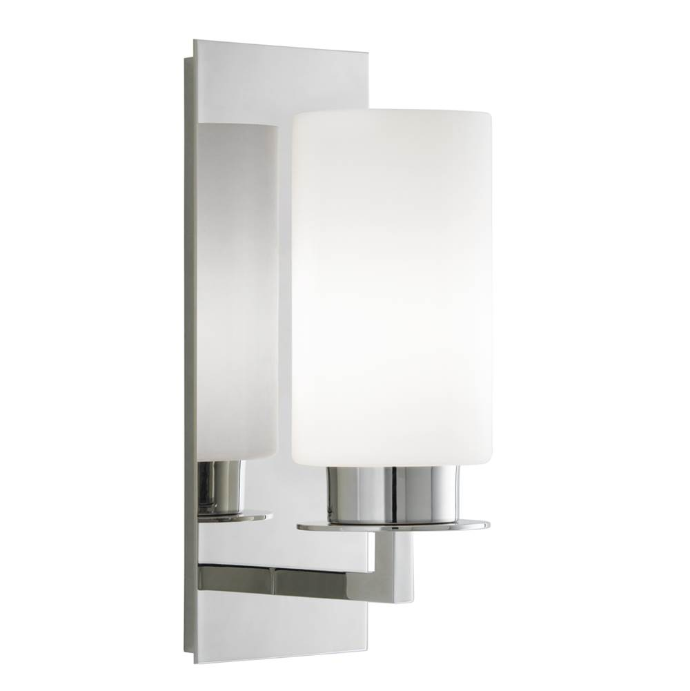 Norwell One Light Vanity Bathroom Lights item 9670-PN-MO