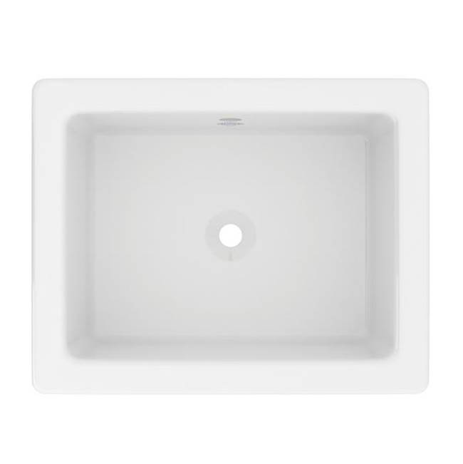 Rohl Undermount Bathroom Sinks item SB1814WH