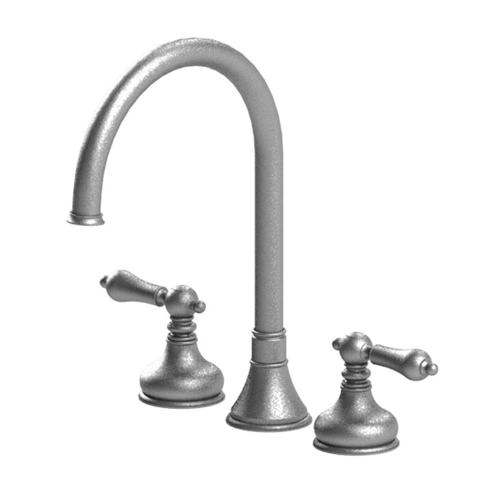 Rubinet Deck Mount Kitchen Faucets item 8ARMLWHGD