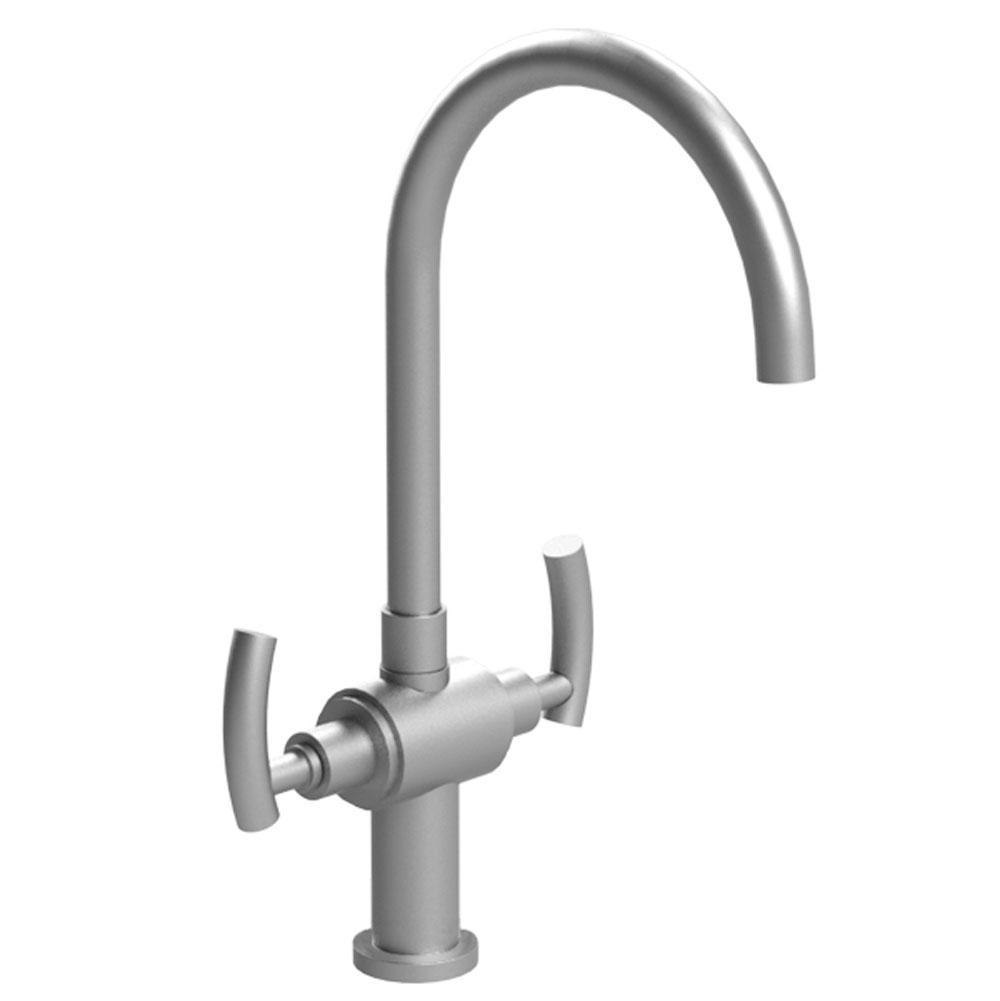Rubinet Single Hole Kitchen Faucets item 8DHOLBDBD