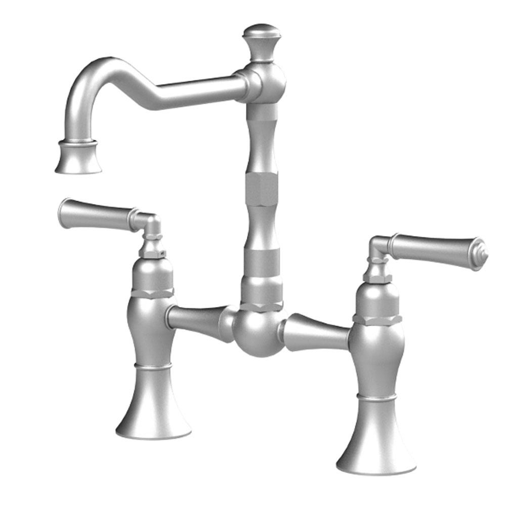 Rubinet Deck Mount Kitchen Faucets item 8VRVLOBNC
