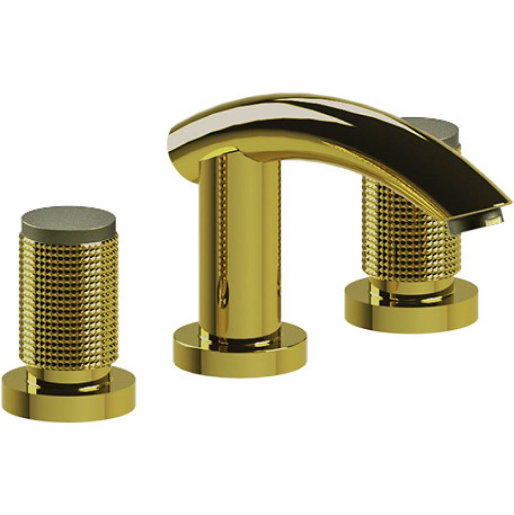 Rubinet Widespread Bathroom Sink Faucets item 1AHORBBABM