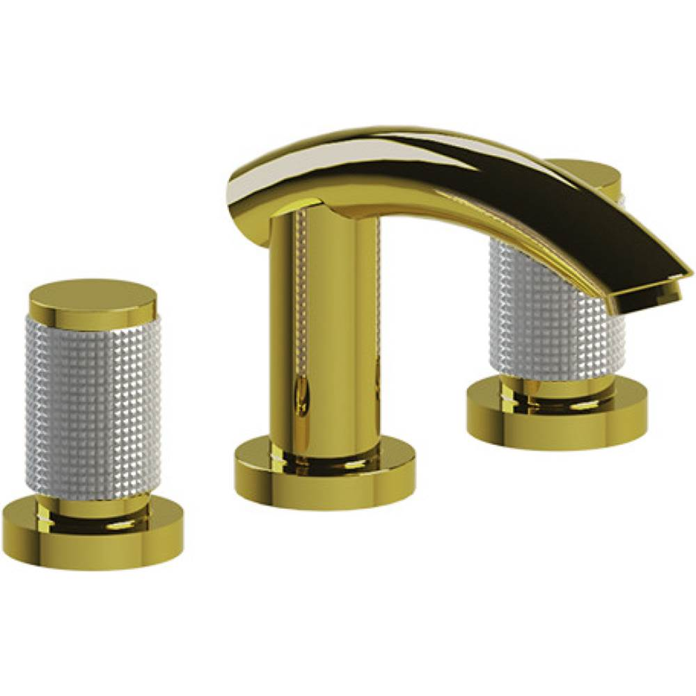 Rubinet Widespread Bathroom Sink Faucets item 1AHORBBWH